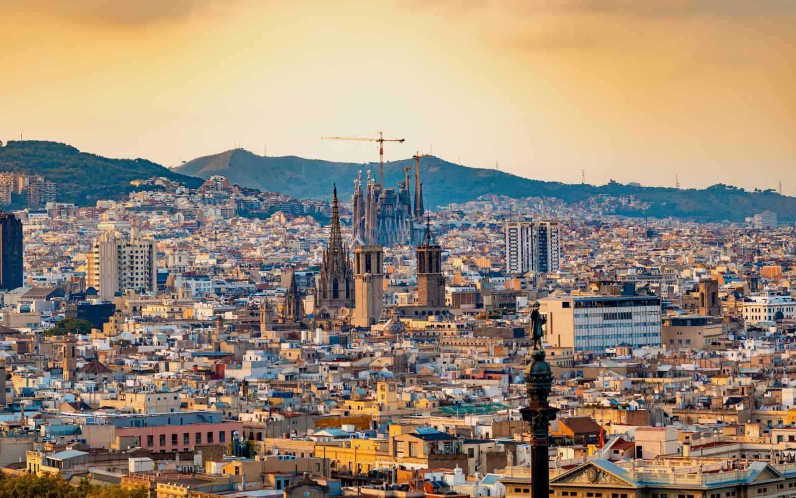 Vivere a Barcellona Spagna
