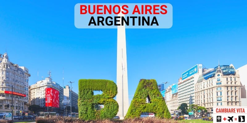 Vivere a Buenos Aires Argentina