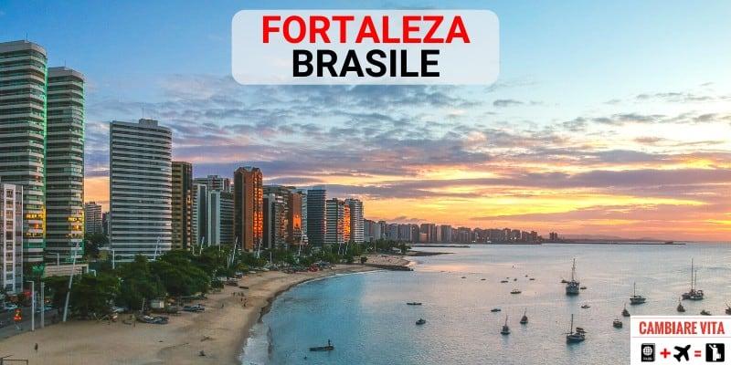 Vivere a Fortaleza Brasile