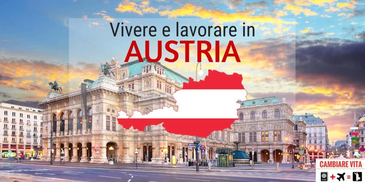 Vivere in Austria