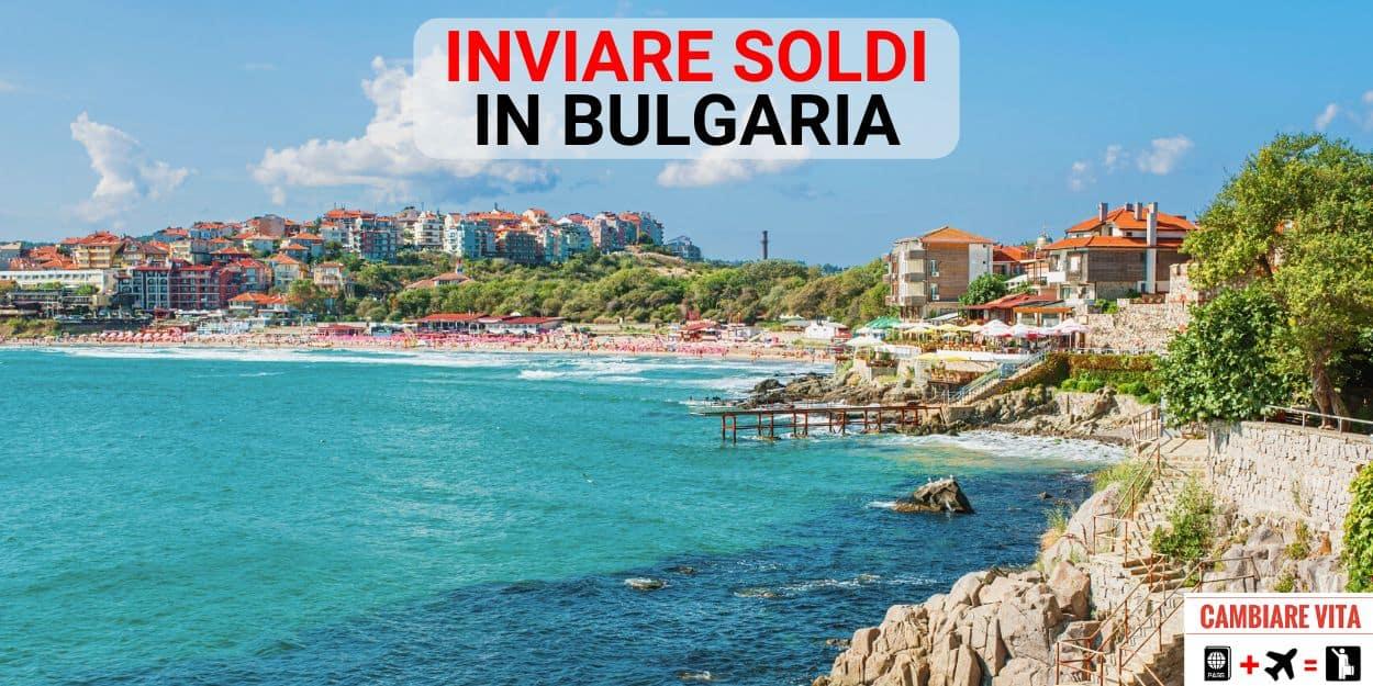 Inviare denaro in Bulgaria