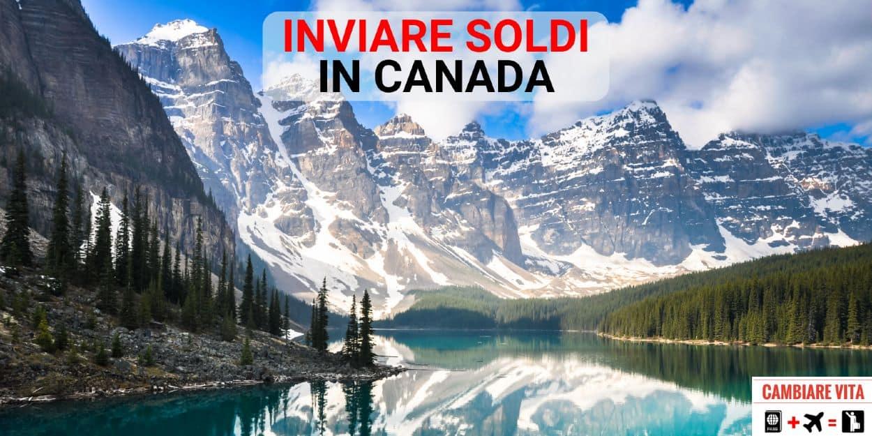 Inviare denaro in Canada