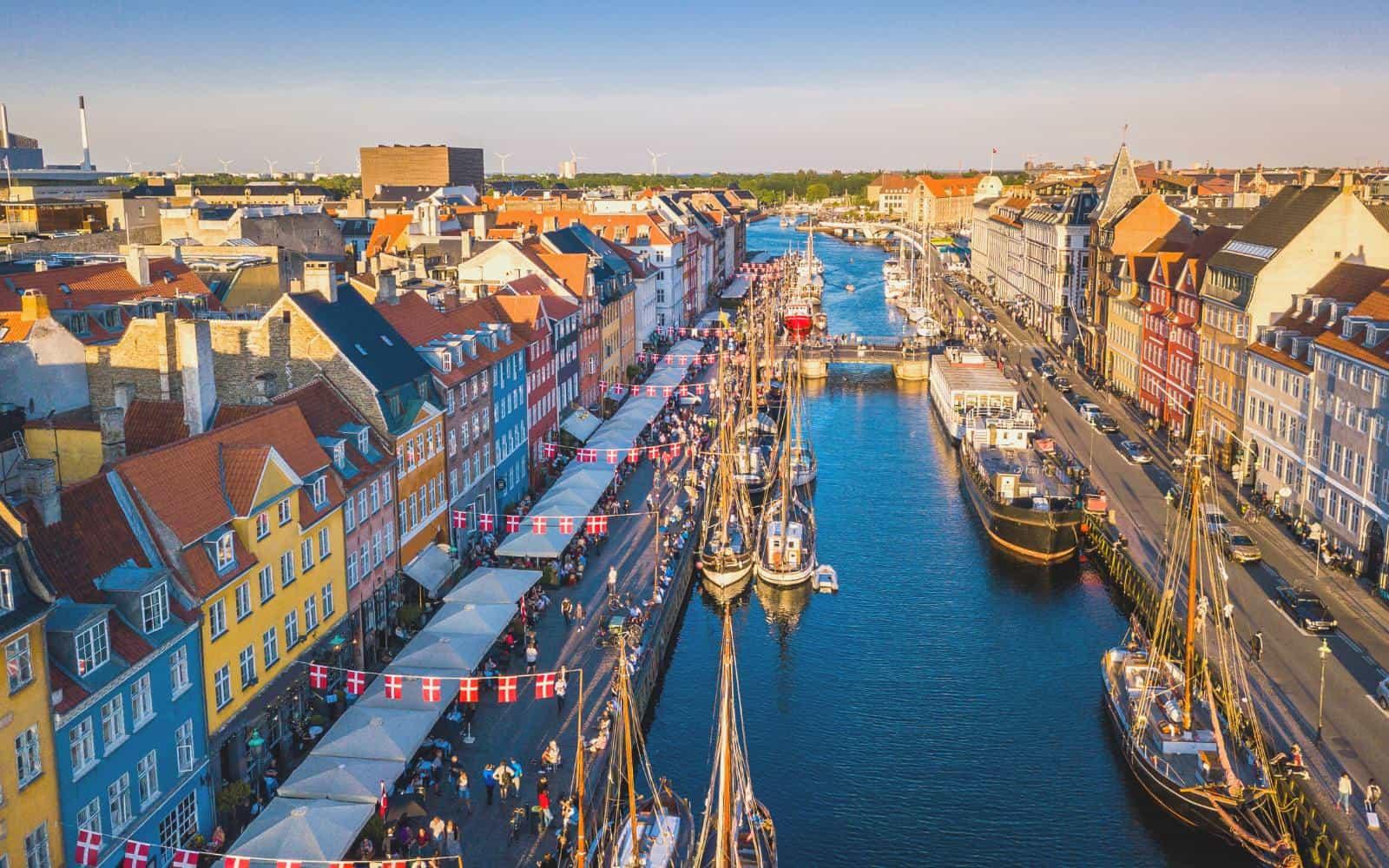 Inviare denaro in Danimarca bonifici