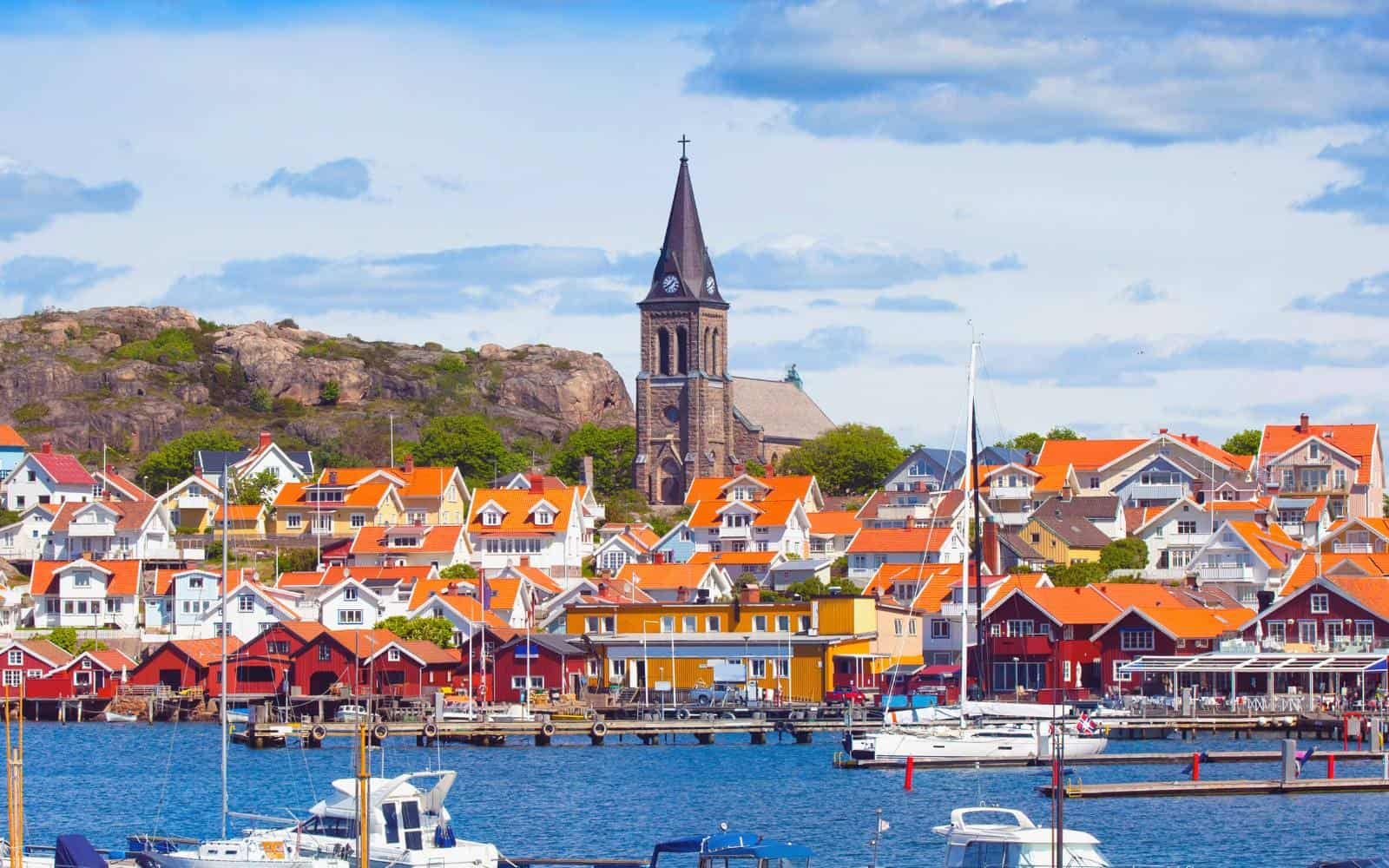 Inviare denaro in Svezia bonifici