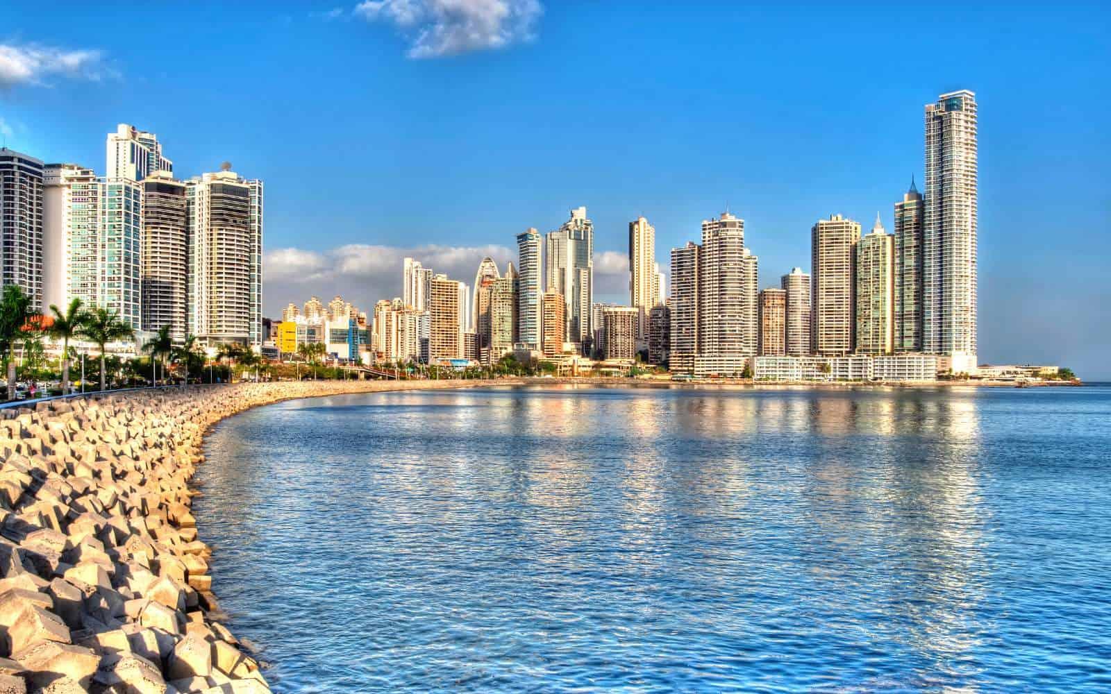 Vivere in pensione Panama