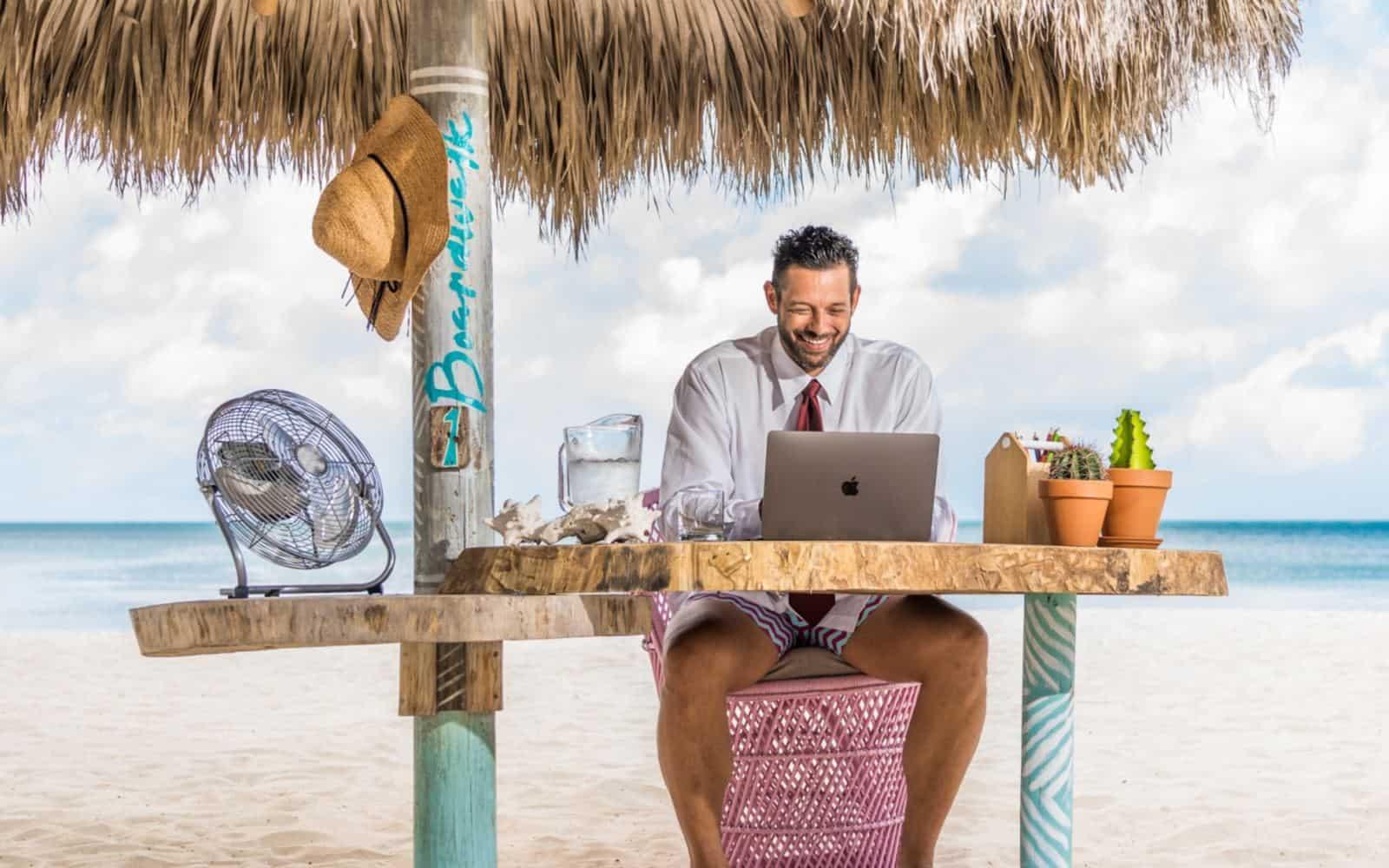 hotel aruba nomadi digitali