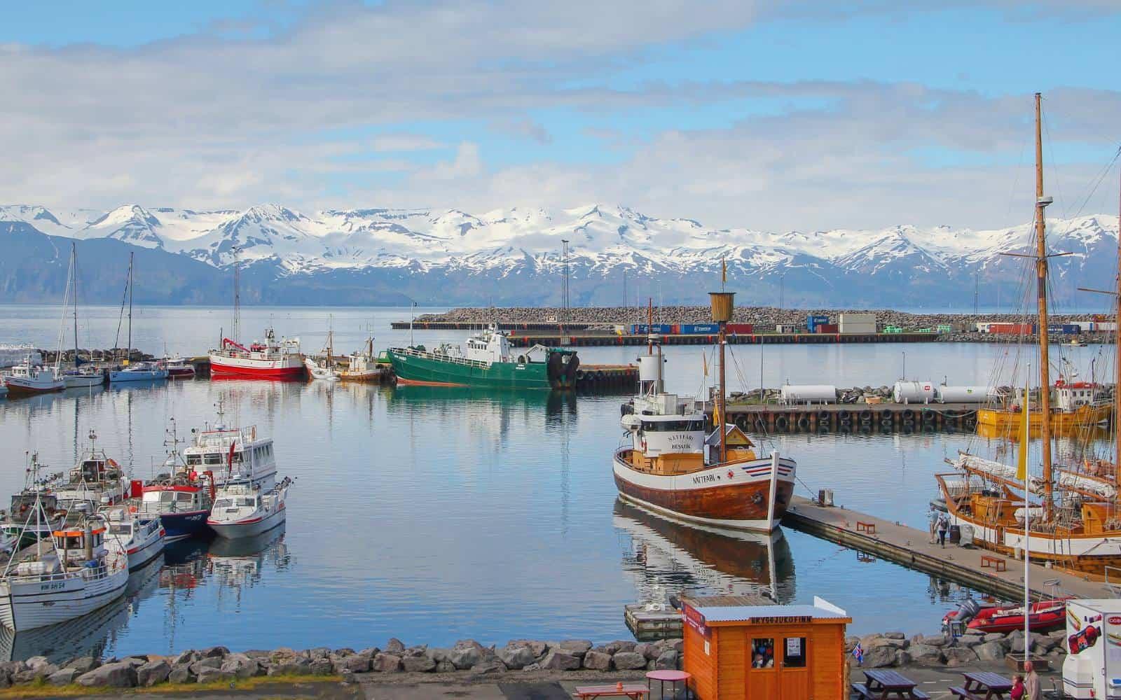 inviare denaro in Islanda