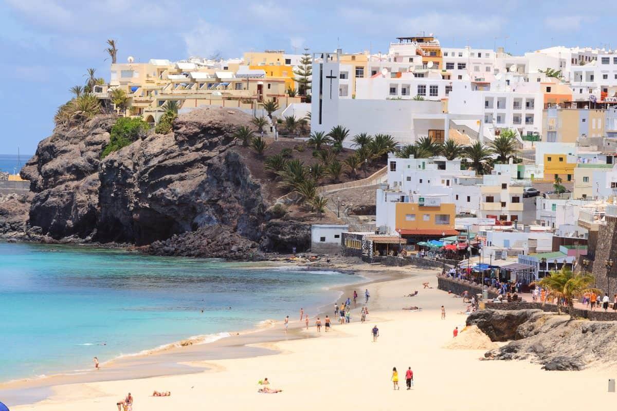 Fuerteventura clima Canarie