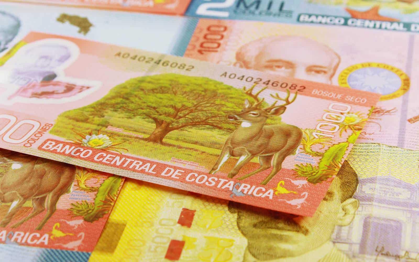 Inviare soldi in Costa Rica bonifici denaro