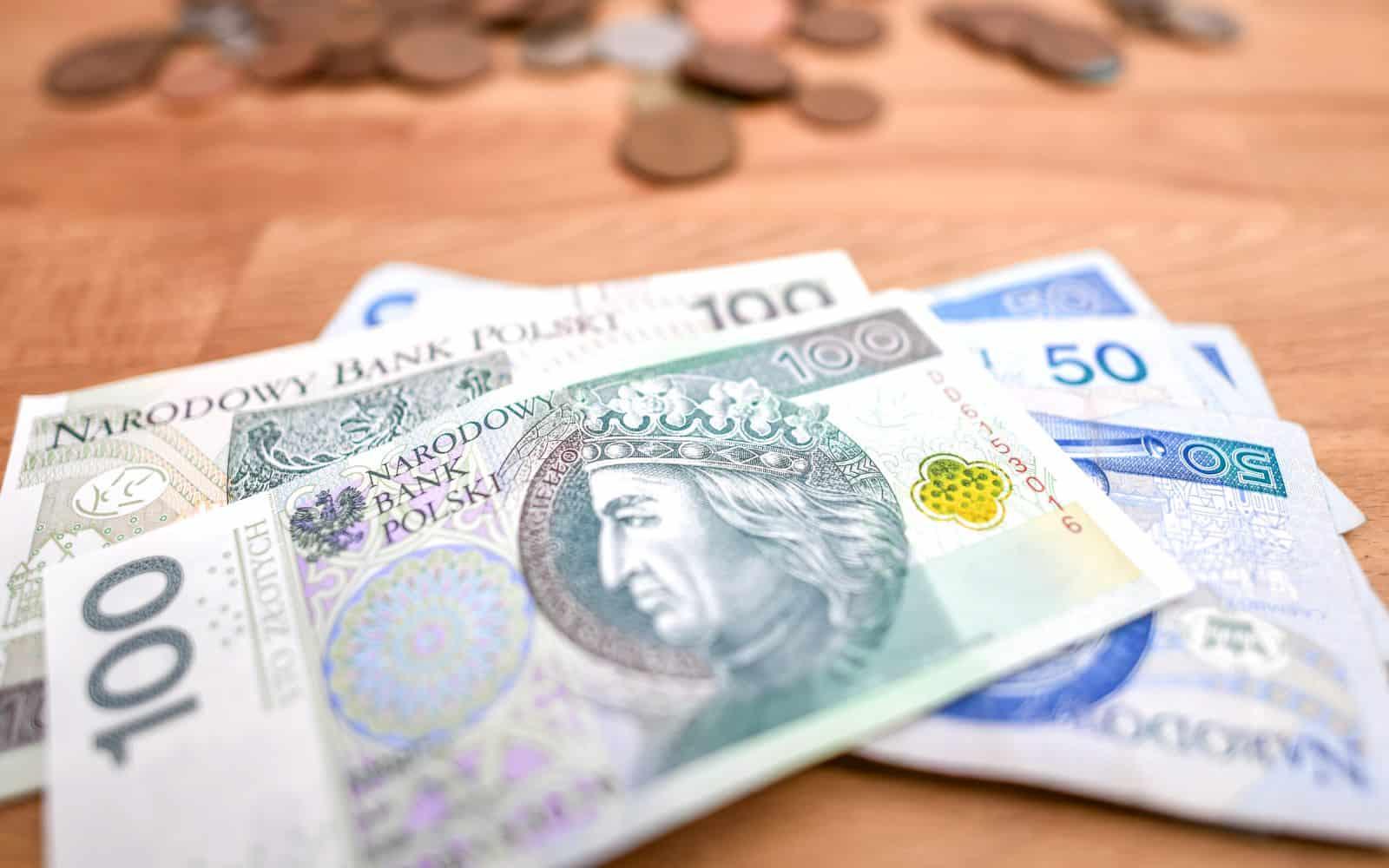 Inviare denaro in Polonia