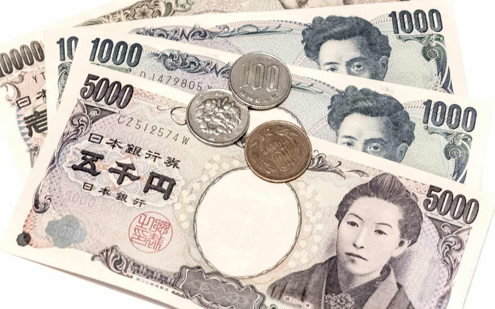 Inviare denaro in Giappone